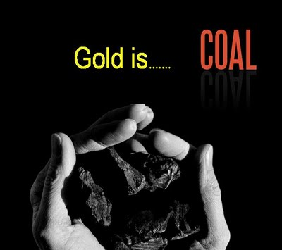 coal is gold for pakistan