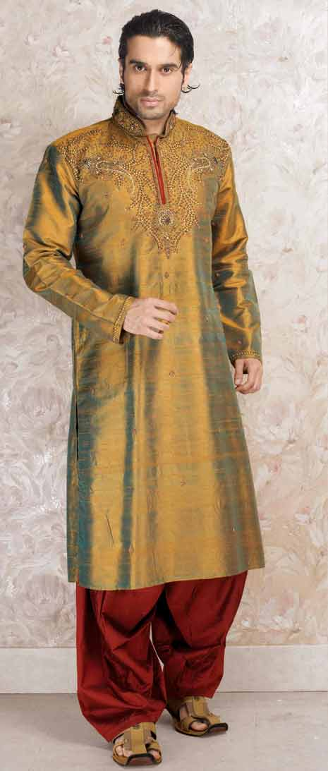 Festive Pathani Suits For Men Meray Mutabiq